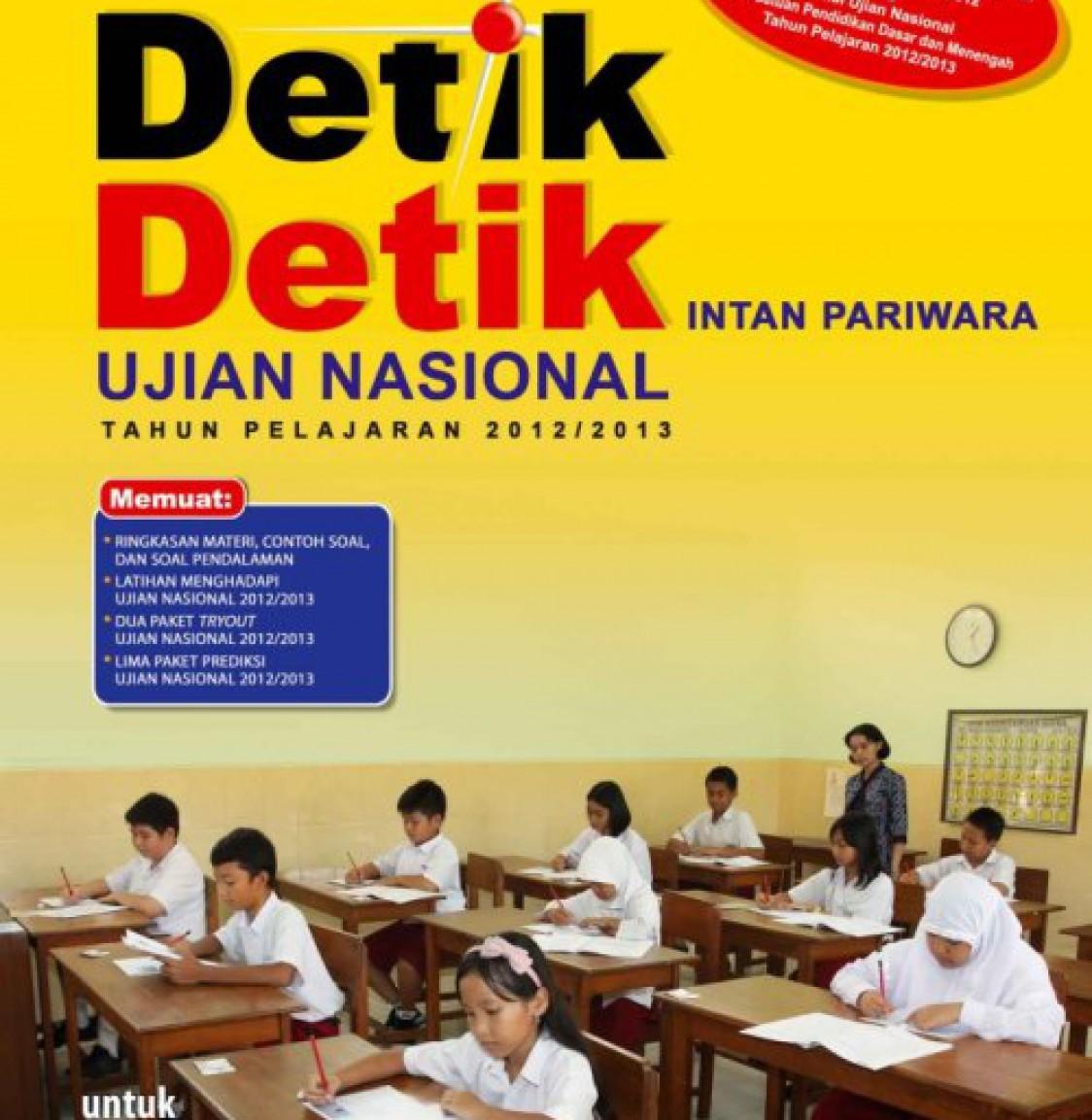 Kunci Jawaban Buku Detik Detik Un Sd Newhairstylesformen2014 Com